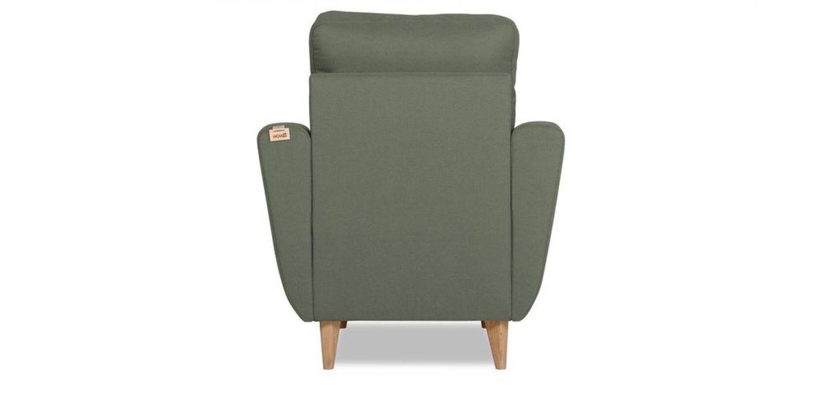 Кресло WOWIN Хоум (Графитовый микровелюр) - фото 5