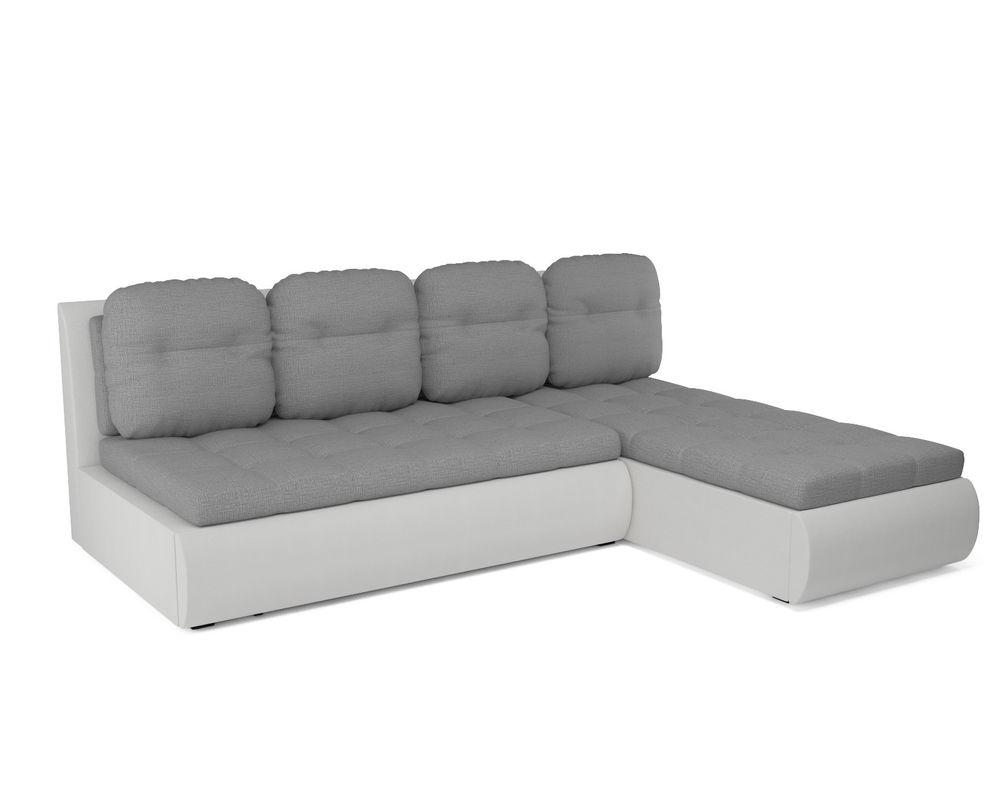 Диван Мебель-АРС Кормак (рогожка серая) - фото 1