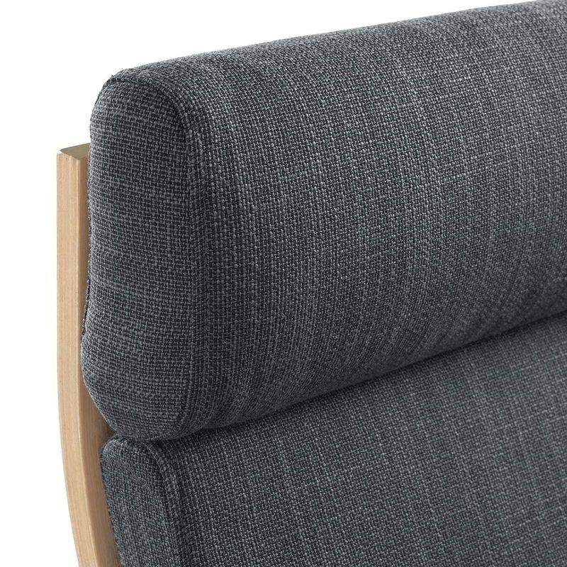 Кресло IKEA Поэнг 792.867.64 - фото 5