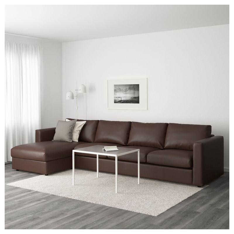 Диван IKEA Вимле 4-местный [592.070.51] - фото 2