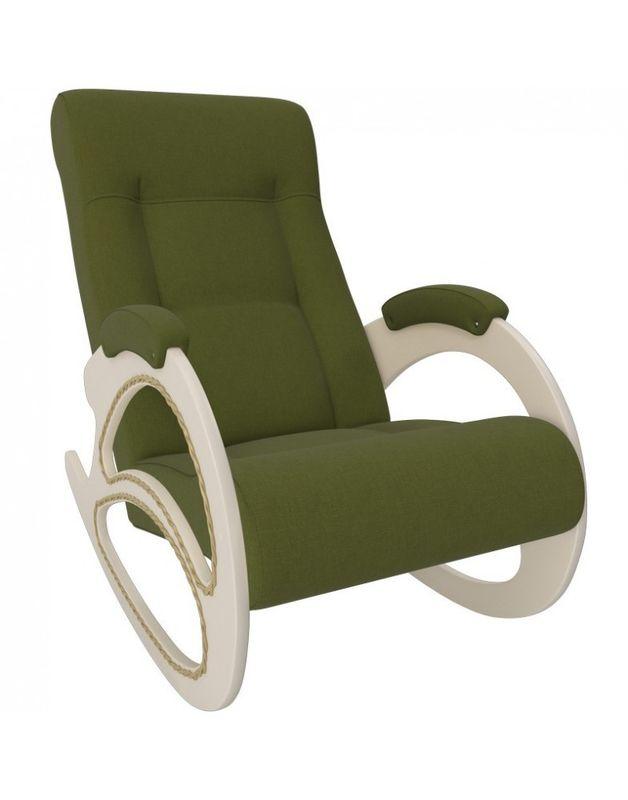 Кресло Impex Модель 4 Montana сливочный (Montana 100) - фото 4