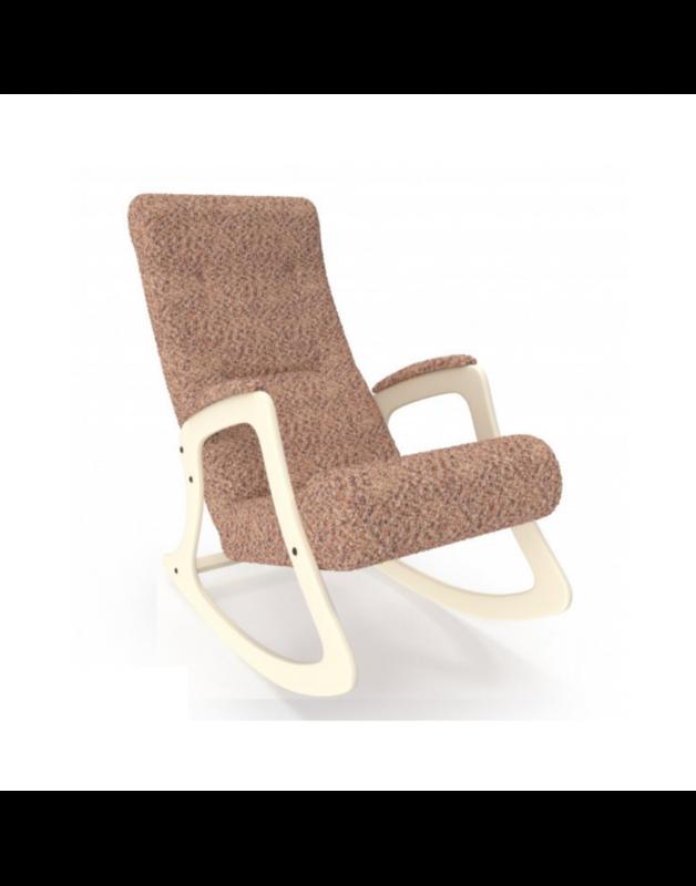 Кресло Impex Модель 2 Мальта сливочный (Мальта 1) - фото 4