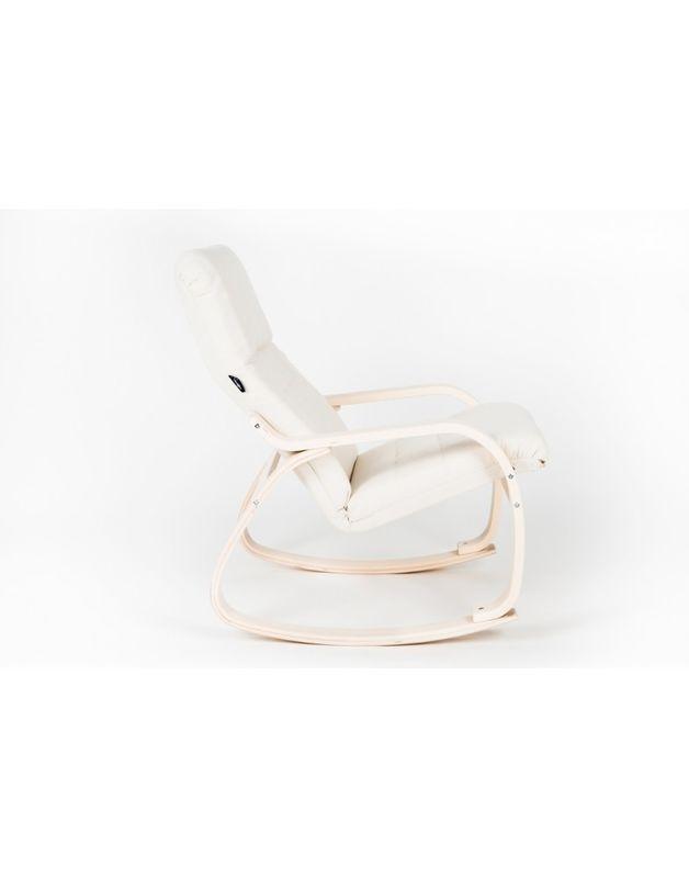 Кресло Impex Сайма натуральный (coffe) - фото 6