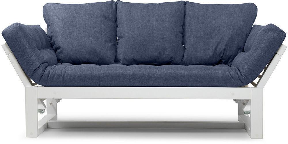 Диван Woodcraft Кушетка Балтик Textile Blue - фото 1