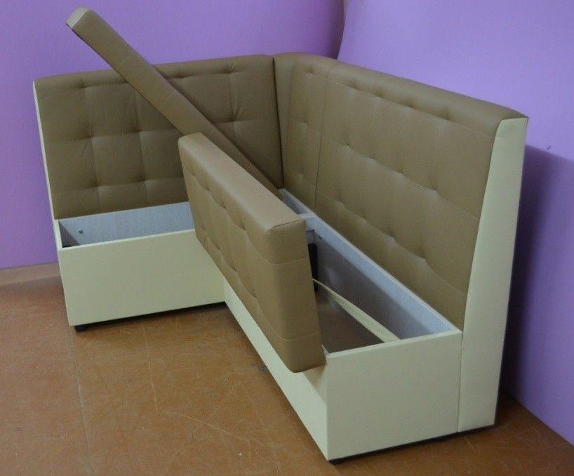 Кухонный уголок, диван Вливск-Мебель Угловой (1600х1300) - фото 3