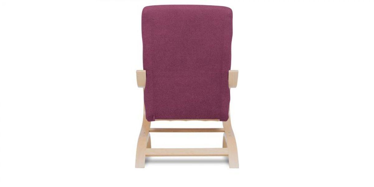Кресло WOWIN Вейв (Фуксия велюр) - фото 5