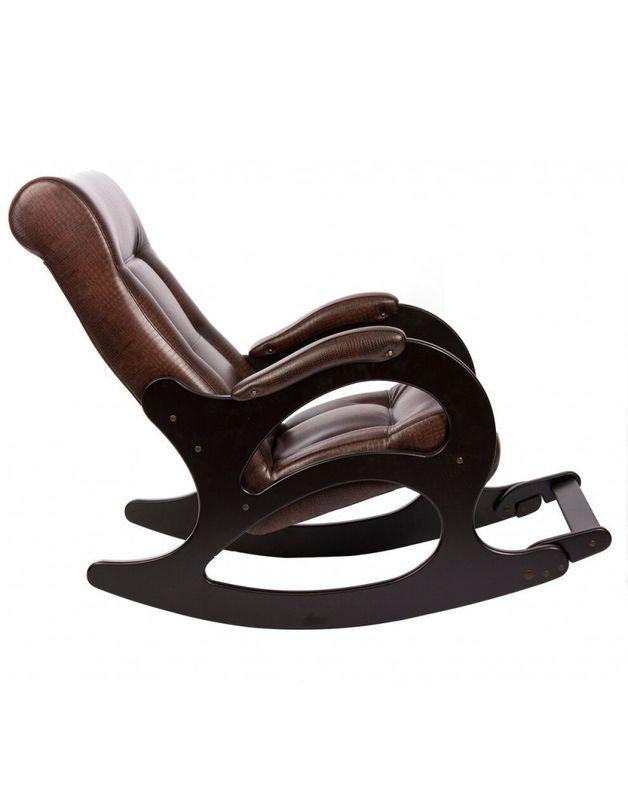 Кресло Impex Модель 44 б/л экокожа (oregon 120) - фото 3