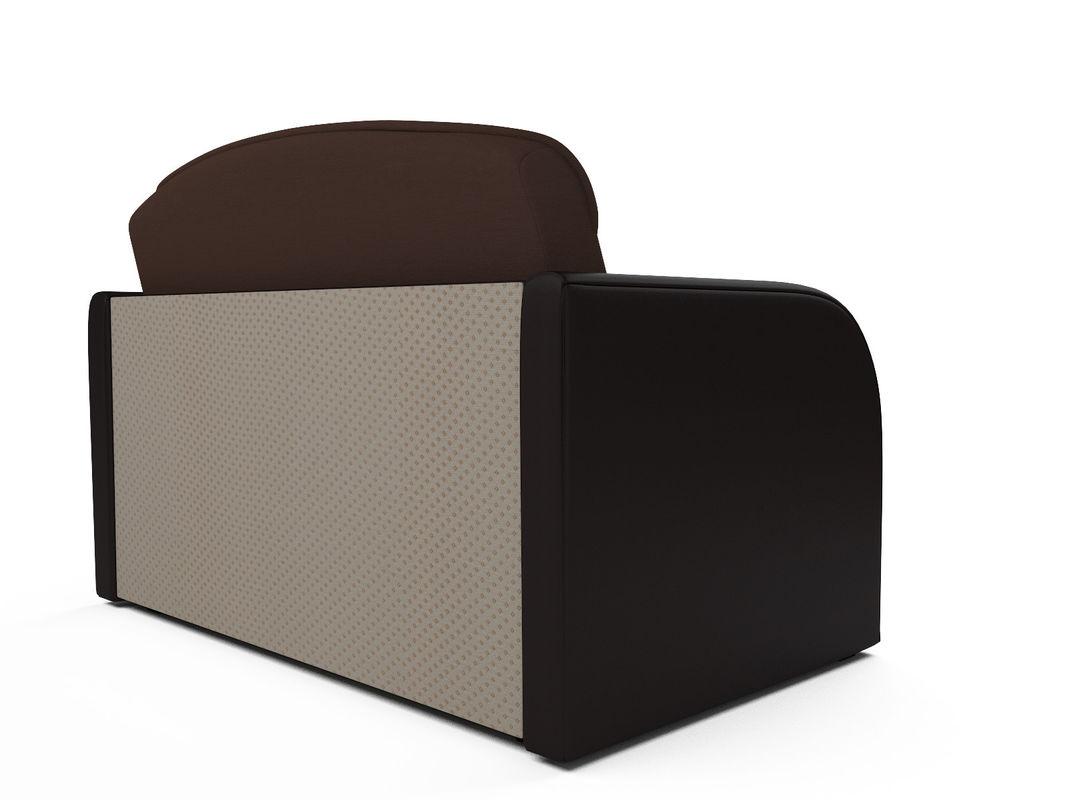 Диван Мебель-АРС Малютка (рогожка шоколад) - фото 4