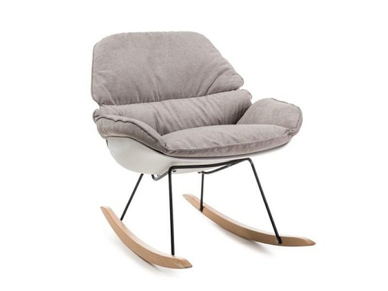 Кресло Massimi ALZANO (бежевый/белый) - фото 1