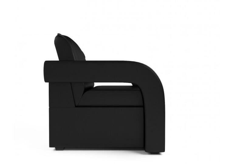 Кресло Craftmebel Кармен-2 (черный кожзам) - фото 6