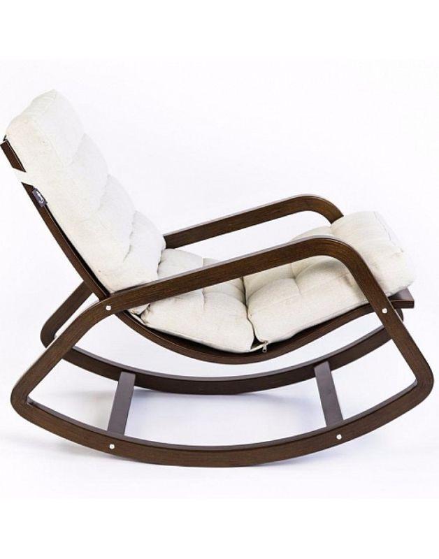 Кресло Impex Онтарио вишня - фото 3