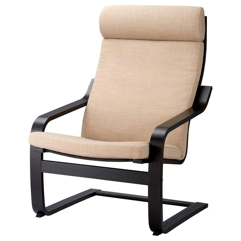Кресло IKEA Поэнг 393.027.99 - фото 1