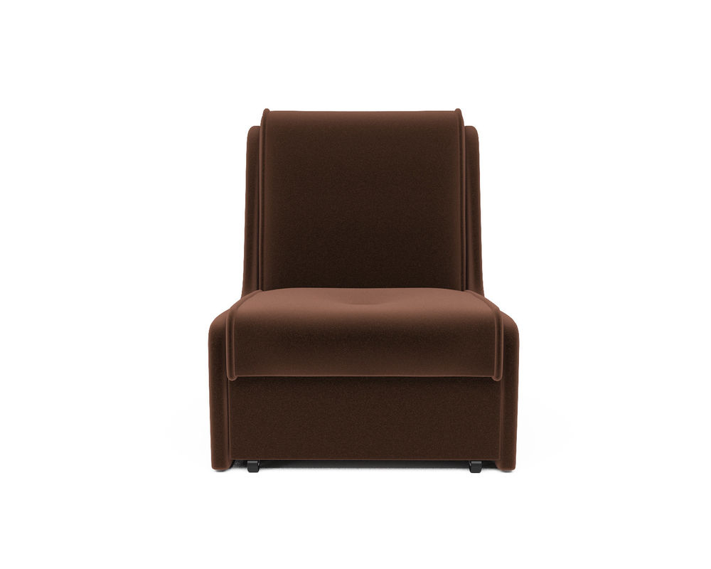 Кресло Мебель-АРС Аккорд №2 кордрой (микровелюр) - фото 4