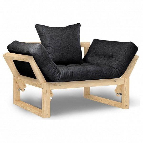 Кресло Anderson Амбер AND_120set305, черный - фото 1