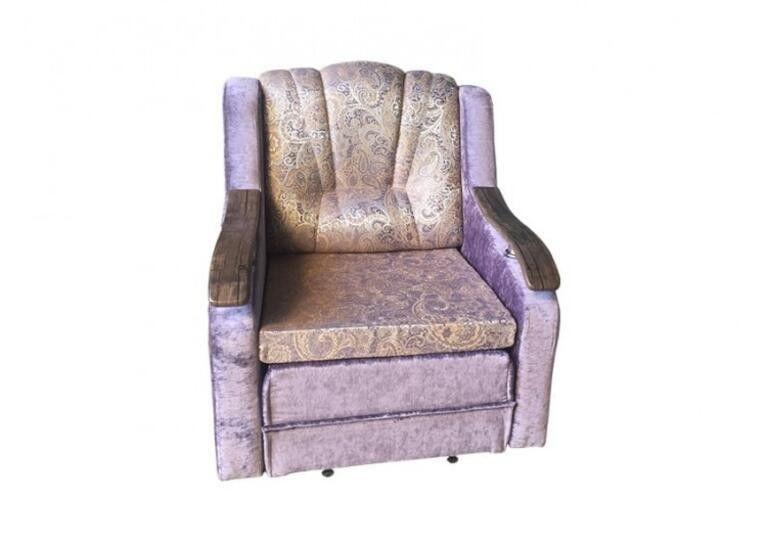 Кресло Craftmebel Виктория декор выкатное - фото 1