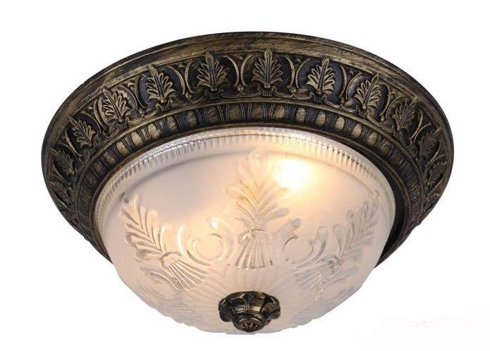 Светильник Arte Lamp HALL A8005PL-2BN - фото 1