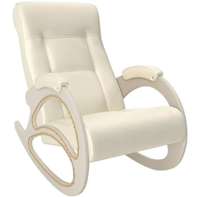 Кресло Impex Версаль 4 белый - фото 1