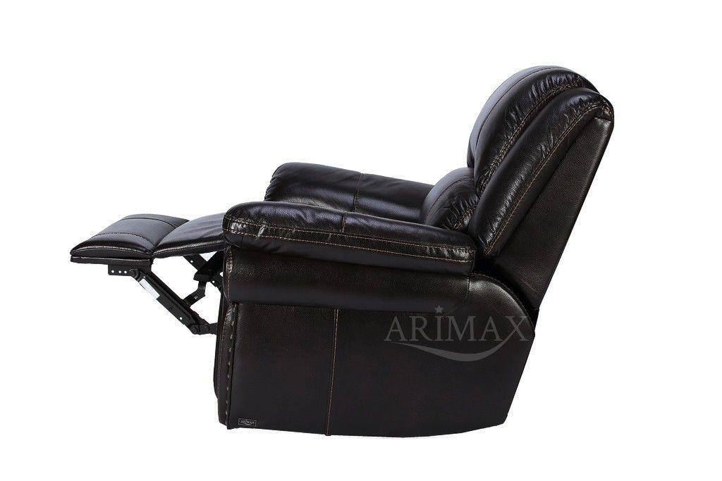 Кресло Arimax Каспер (Темно-коричневый) - фото 6