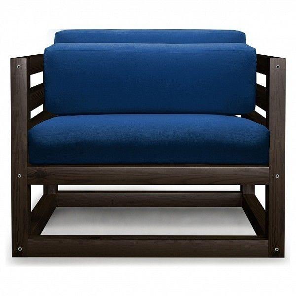 Кресло Anderson Магнус AND_125set473, синий - фото 1