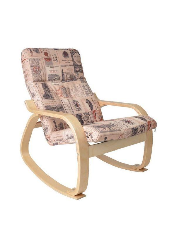 Кресло Impex Сайма натуральный (Vinum02) - фото 1