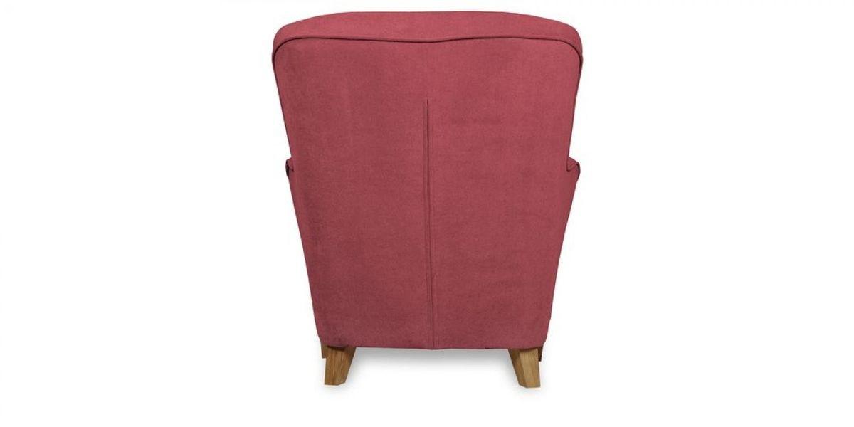 Кресло WOWIN Нуар (Бордовый велюр) - фото 5