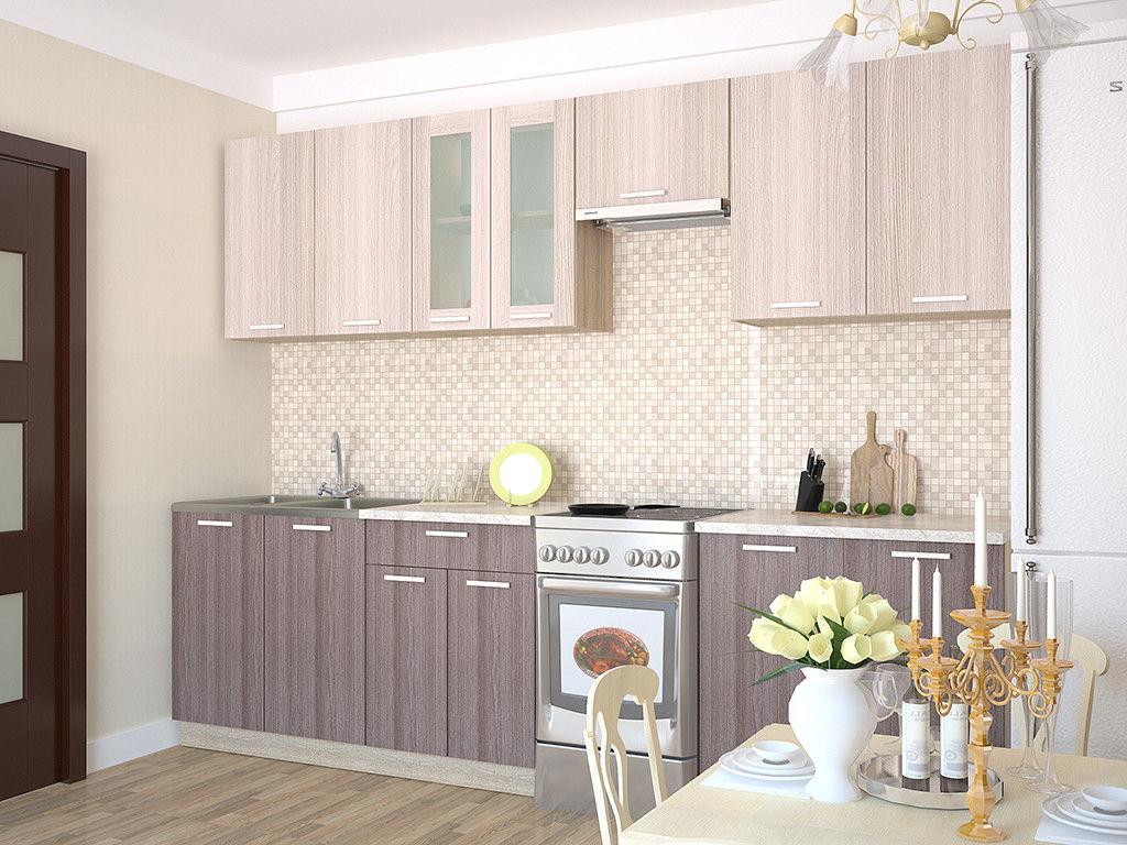 Кухня Интерлиния Мила 2 м - фото 3