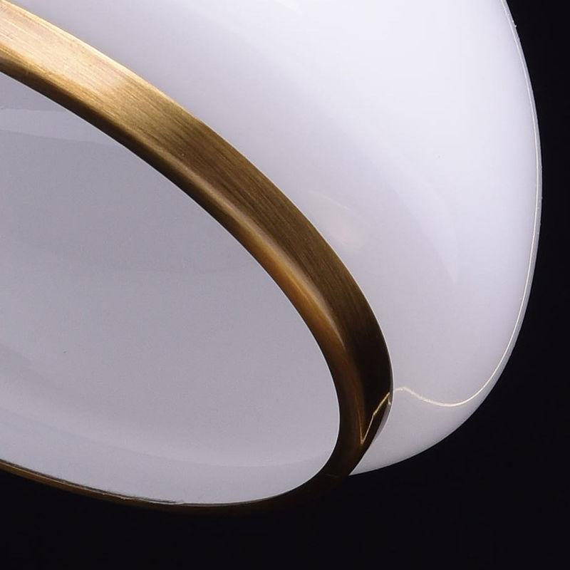 Настольный светильник Chiaro Аманда 481031301 - фото 4