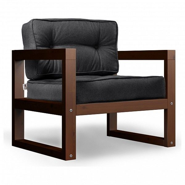 Кресло Anderson Астер AND_122set256, черный - фото 1