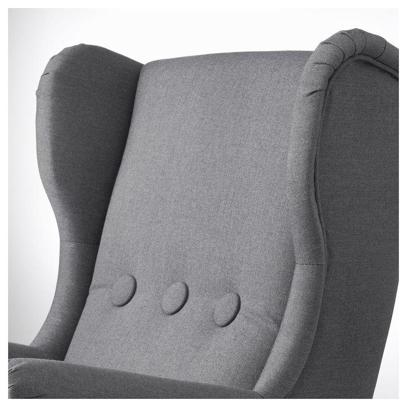 Кресло IKEA Страндмон 003.925.45 - фото 4