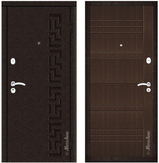 Входная дверь Металюкс Стандарт М400 - фото 1