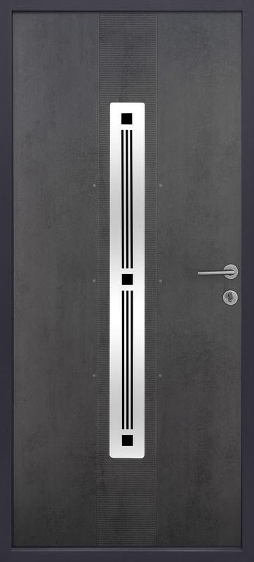 Входная дверь Ваша рамка Inox S-8 - фото 2