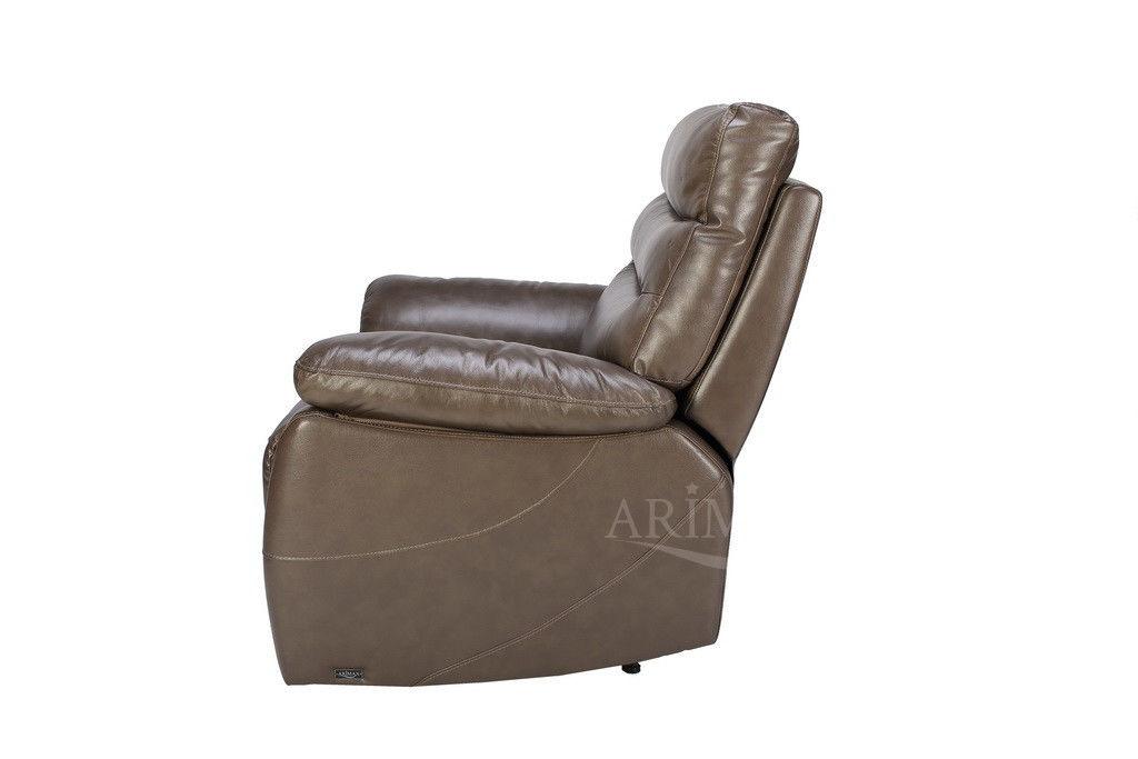 Кресло Arimax Гриффин (Серая умбра) - фото 5