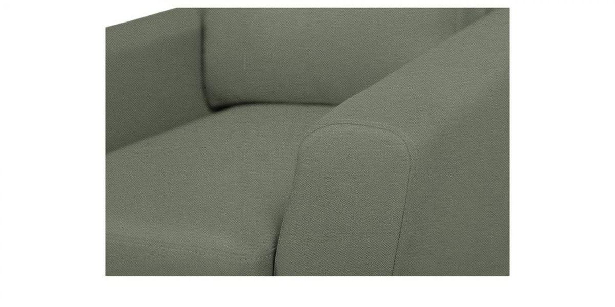 Кресло WOWIN Хоум (Графитовый микровелюр) - фото 3