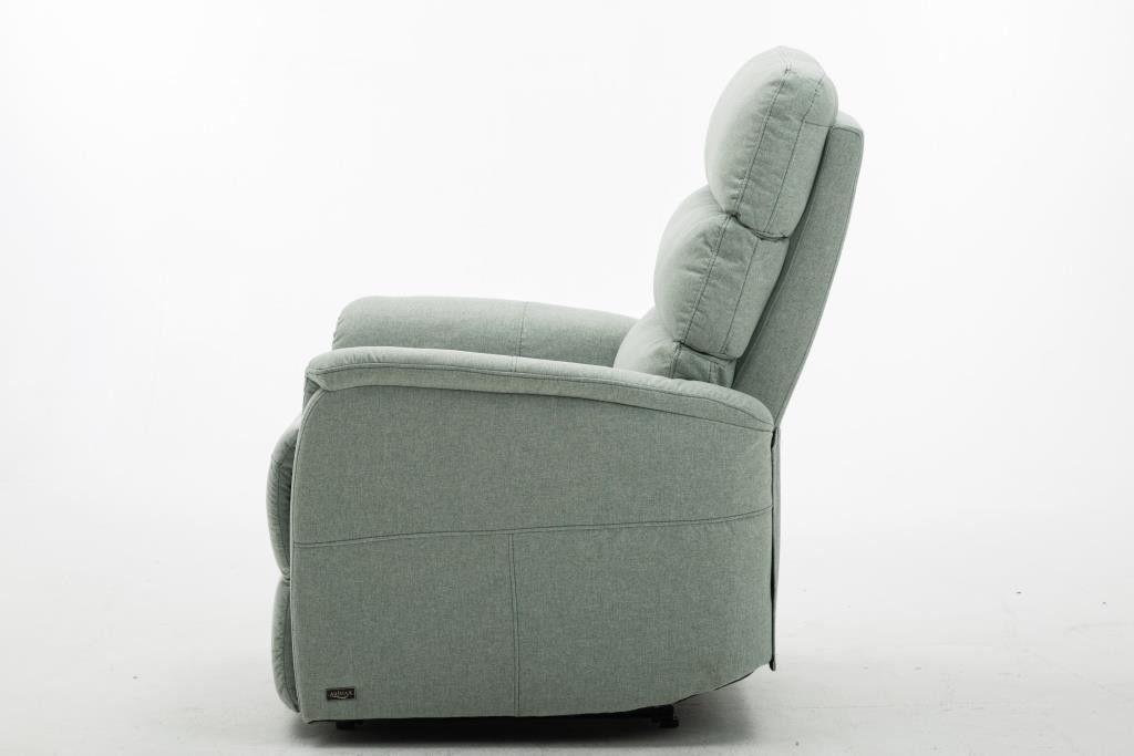 Кресло Arimax Dr Max DM05002 (Аквамарин) - фото 7