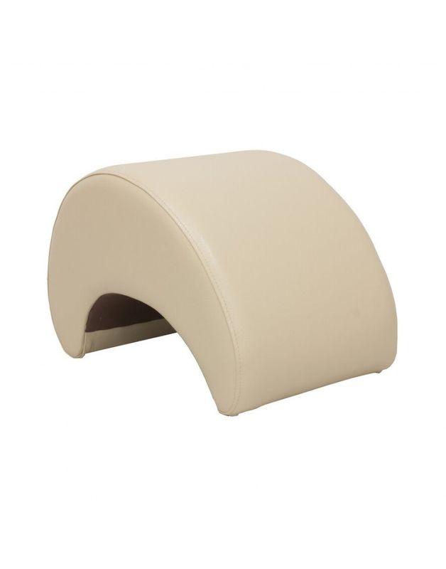 Пуфик Impex Модель 42 экокожа (polaris beige) - фото 1