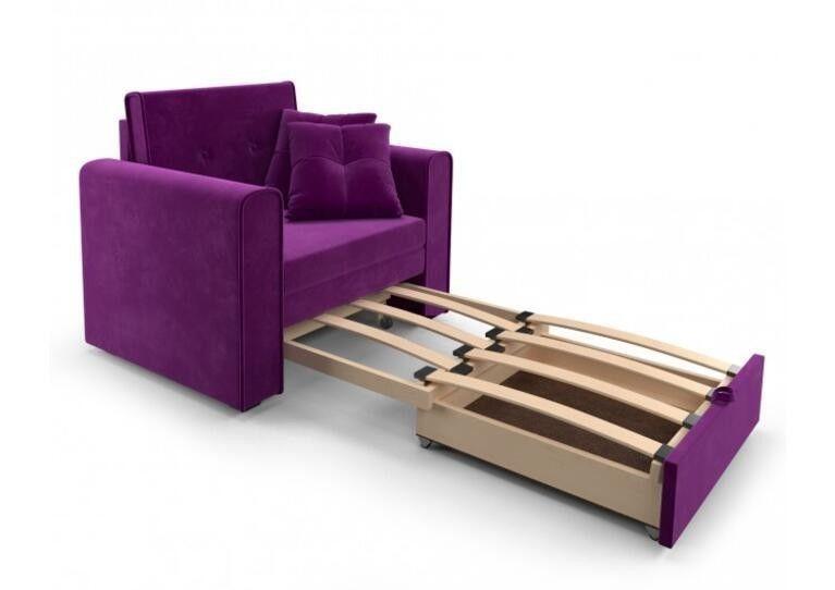 Кресло Craftmebel Санта (фиолет) - фото 3