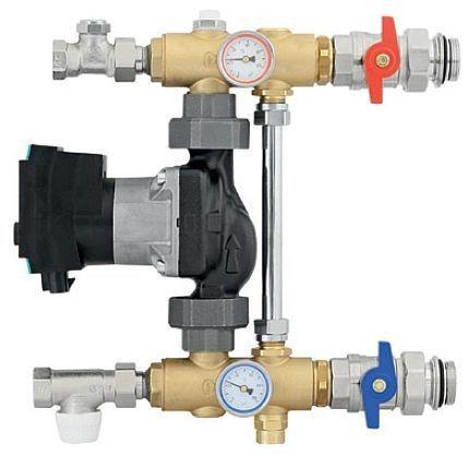 Комплектующие для систем водоснабжения и отопления KAN-therm Насосная группа K-803001 - фото 1