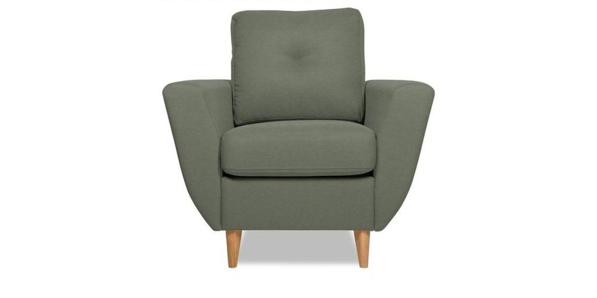 Кресло WOWIN Хоум (Графитовый микровелюр) - фото 2