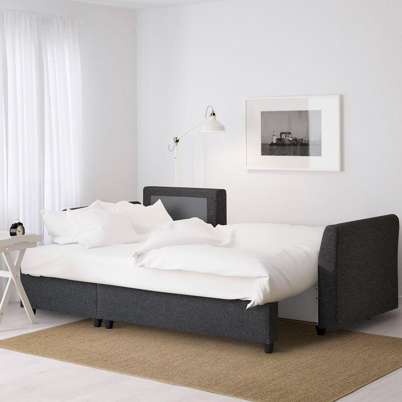 Диван IKEA Бриссунд темно-серый [804.481.81] - фото 3