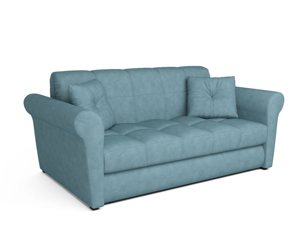 Диван Мебель-АРС Гранд (голубой - Luna 089) - фото 1
