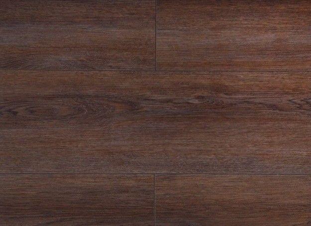 Виниловая плитка ПВХ PanLine VinWood Дуб каньон темный - фото 1