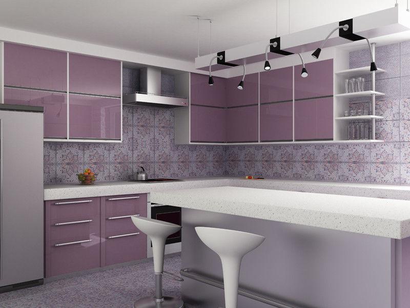 селекции задействовали кухня слива лаванда примеры дизайн фото качественный зонт