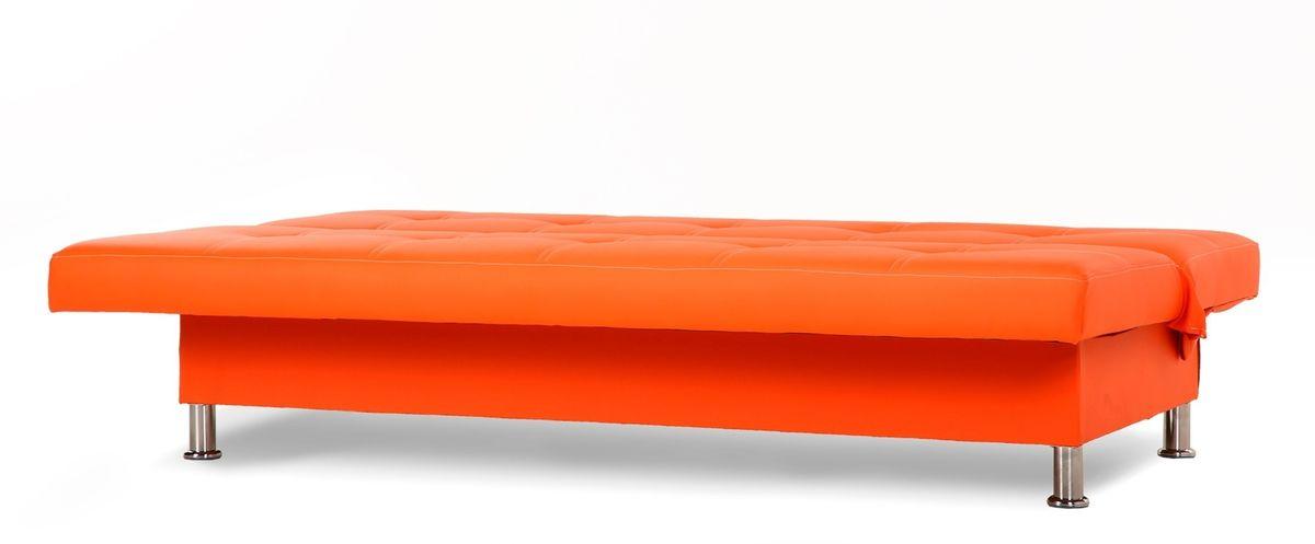 Диван Moon Trade Бомонд оранжевый - фото 4
