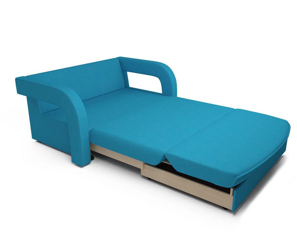 Диван Мебель-АРС Кармен-2 (синий) - фото 4