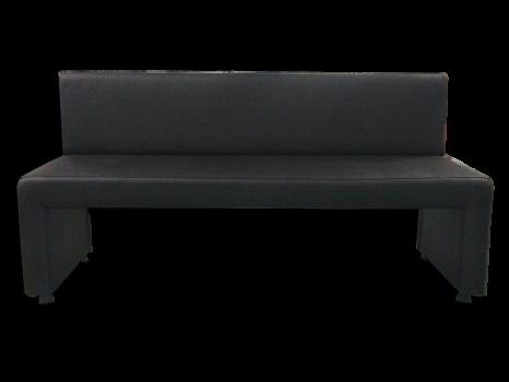 Пуфик Виктория Мебель Лофт со спинкой 1500 (ВМ 556) - фото 1