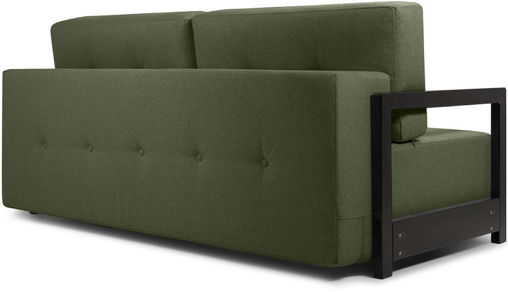 Диван Woodcraft Осхен Textile Green - фото 4