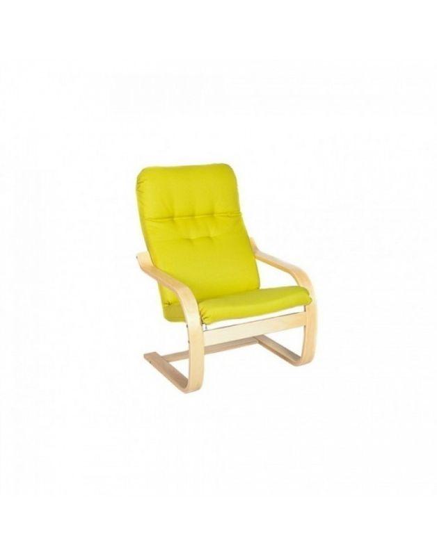 Кресло Impex Сайма ткань (apple) - фото 1