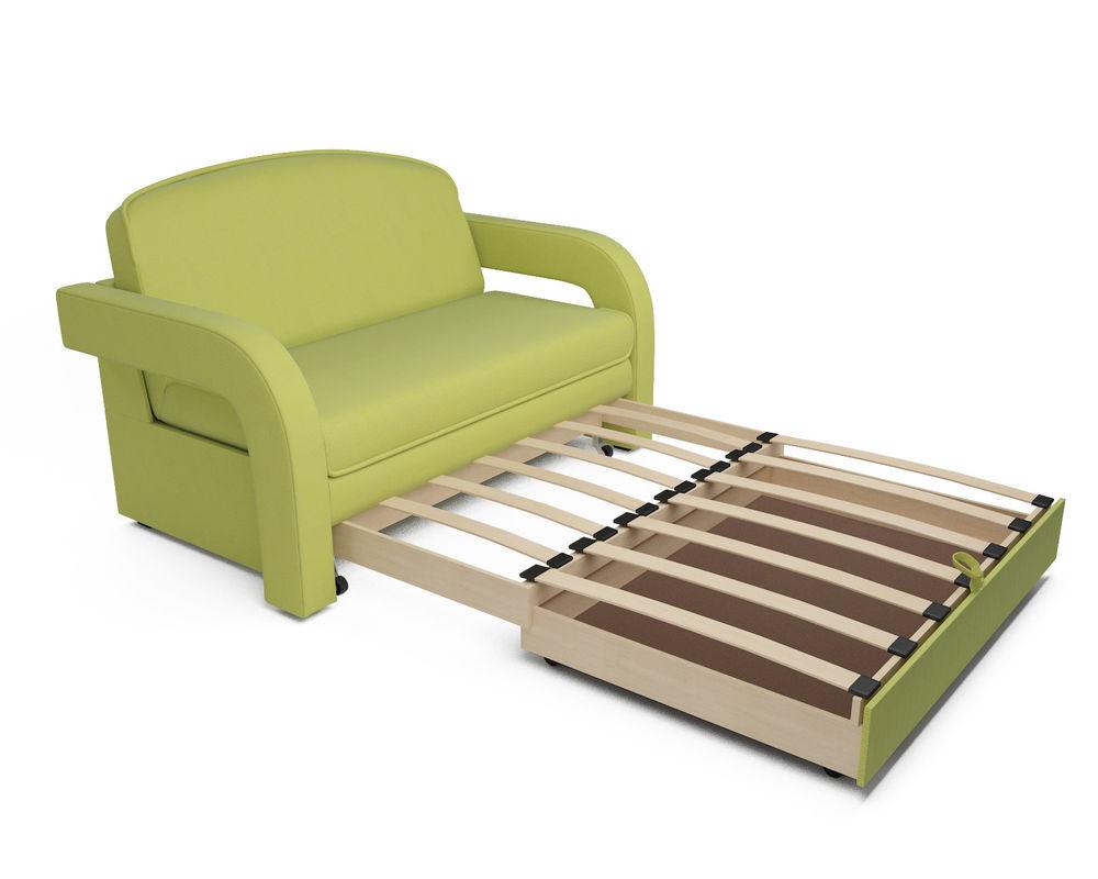 Диван Мебель-АРС Кармен-2 (зеленый) - фото 6
