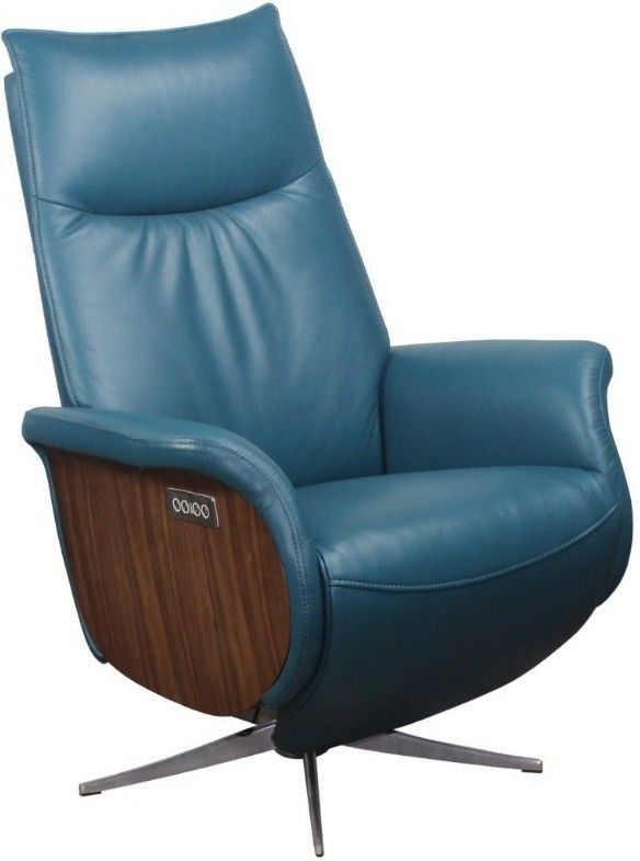 Кресло Arimax Dr Max DM01004 (Морская волна) - фото 2