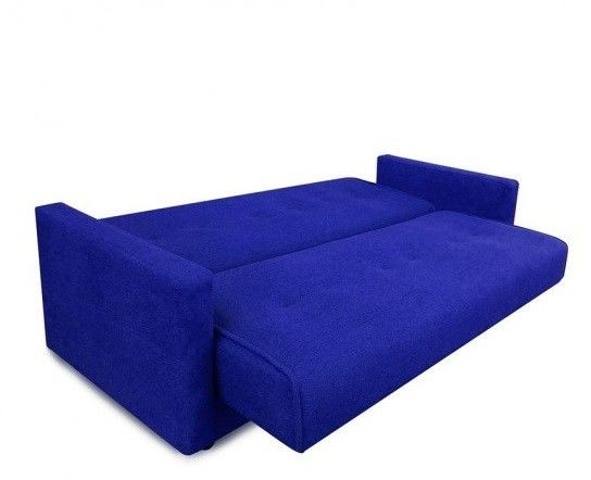 Диван Луховицкая мебельная фабрика Милан (Астра синий) 120x190 - фото 3